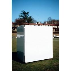 Muro a 3 lati in vetroresina allenamento calcio