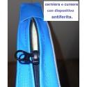 Materasso da ginnastica cm 200x100x5 con antiscivolo