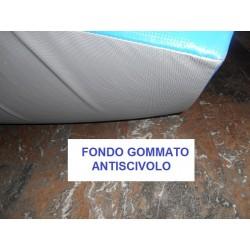 Fodera materasso da ginnastica cm 200x200x50