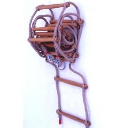 Scala di corda lunghezza mt. 6