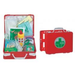 Cassetta di medicazione in abs per impiego fino a 6 persone