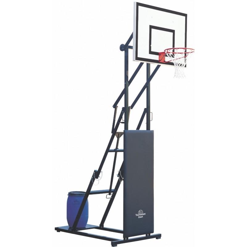 Impianto basket /minibasket mod. Streetball pieghevole