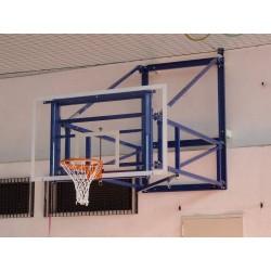 Dispositivo utilizzo impianti basket/minibasket Super