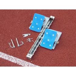 Blocco di partenza modello competion blocchi alluminio