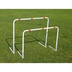 Ostacolo regolabile in acciaio verniciato altezza regolabile 60 - 70 - 80 - 90 cm.