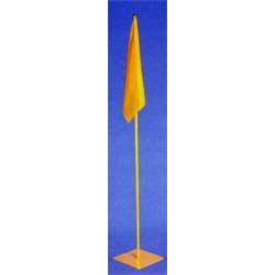 Bandierina rientro al cordolo altezza 130 cm