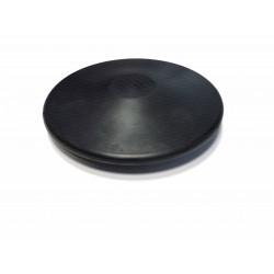 Lancio del disco in gomma cadetti da allenamento 1,5 Kg