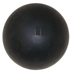 Palla getto del peso in gomma 3 Kg