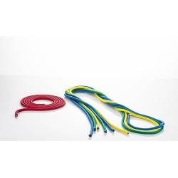 Funicella per ritmica piombata colorata 2.8 mt.