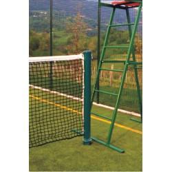 Pali tennis sezione rotonda