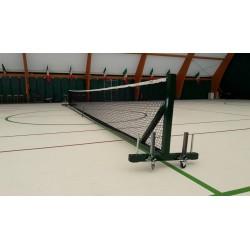Impianto tennis trasportabile su ruote