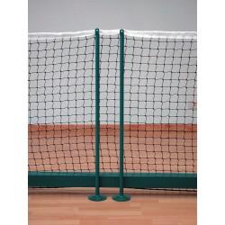 Coppia paletti tennis singolo