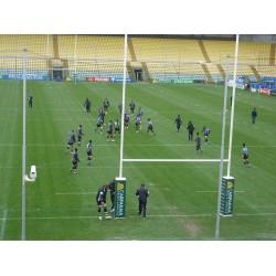 Porte rugby regolamentari in alluminio