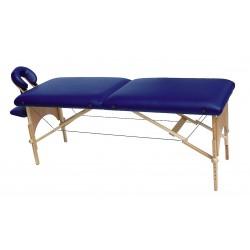 Lettino per massaggi chiudibile a valigia