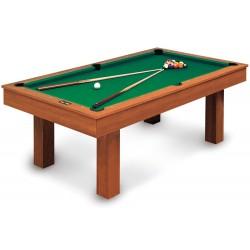 Carambola SCAIS tavolo da biliardo richiudibile cm 200