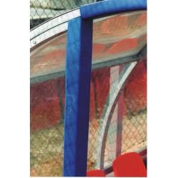 Protezione antiurto per panchina allenatori