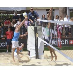 Impianto Beach Volley da competizione a norma FIVB