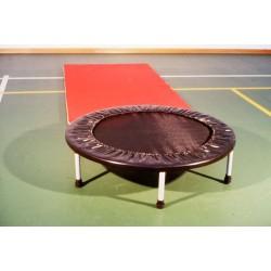 Mini trampolino elastico rotondo per salti