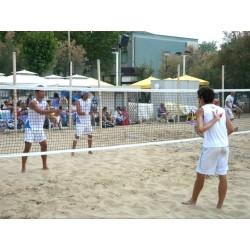 Impianto Beach Volley e Beach Tennis da competizione