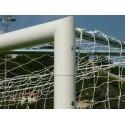 Porte da calcio ridotte mt. 4x2 in acciaio trasportabili