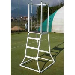 Palchetto per arbitro pallavolo in alluminio