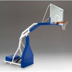 Impianto basket oleodinamico manuale