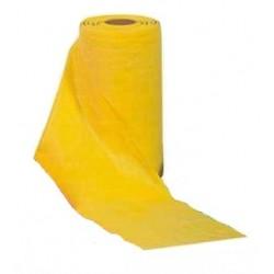Banda elastica per aerobica GIALLA