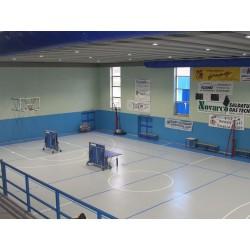 Protezioni murali Easy-Wall in PVC ignifughe