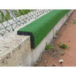 Paraspigolo per esterno in erba sintetica