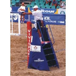 Seggiolone arbitro beach volley