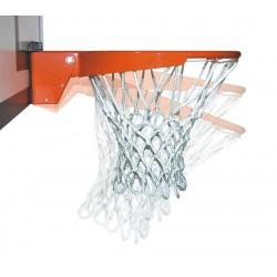 Canestro basket reclinabile sganciabile a 3 molle (retina esclusa)