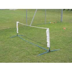 Impianto badminton minitennis allenamento calcio