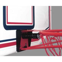 Canestro basket reclinabile ad 1 molla (retina esclusa)