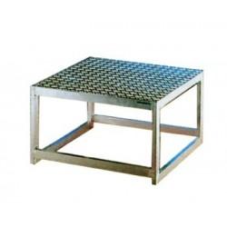 Sgabello Starter in alluminio Berg