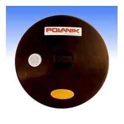 Disco Allenamento in gomma Polanik - Kg 1,25