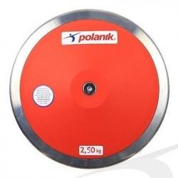 Disco Allenamento in plastica Polanik - Kg 2,5