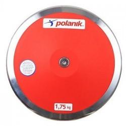 Disco Allenamento in plastica Polanik - Kg 1,75
