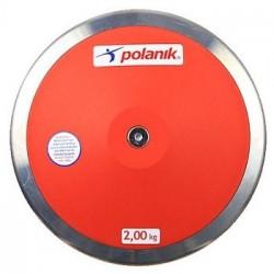 Disco Allenamento in plastica Polanik - Kg 2