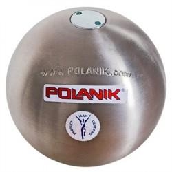 Peso Competizione acciaio Polanik Kg 4 - mm 100