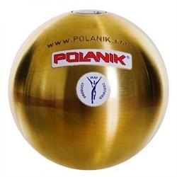 Peso Competizione ottone Polanik Kg 6 - mm 110