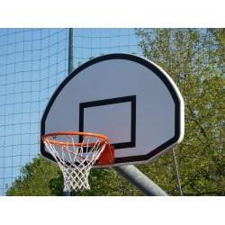 Tabellone basket in acciaio per esterno