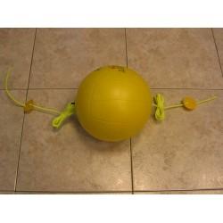 Pallone allenamento pallavolo con elastici