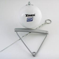 Martello da competizione in ferro Vinex IAAF KG 4