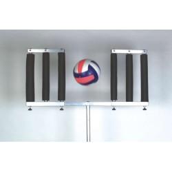 Simulatore muro pallavolo portatile