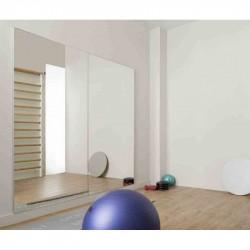 Specchio danza modulare liscio cm 100 x 200