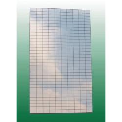 Specchio antinfortunistico quadrettato