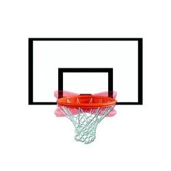 Canestro basket reclinabile con certificazione
