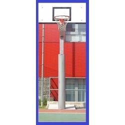 Protezione basket  antinfortunistica spessore 3 cm.