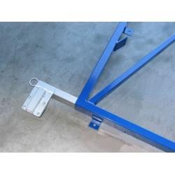 OPTIONAL spostamento impianto basket mod. COLLEGE