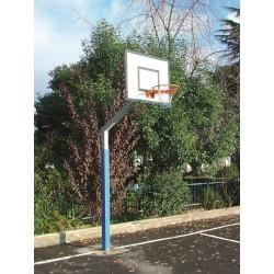 Imp. Basket monotubo fisso tab. cm 120x90